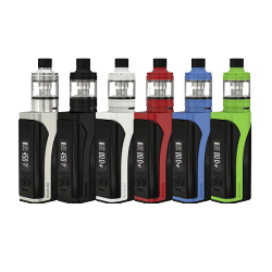 Full kit iKuun i200 200W 4600mAh + Melo 4 en 2.0mL [Eleaf]