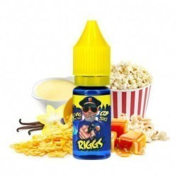 Cop Juice Riggs Booster 10 ml[Eliquid France]