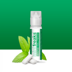 Menthe Hollywood 50ml 0mg ZHC [Freaks]