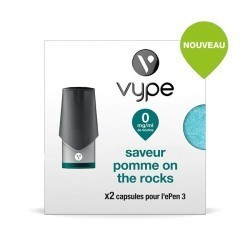 Cartouche Pod Vype pen 3 Pomme on the...