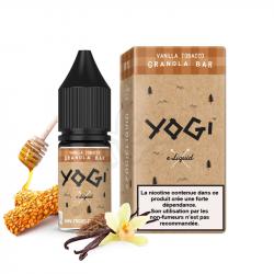 Vanilla Tobacco Granola Bar 10ml x1 [Yogi]