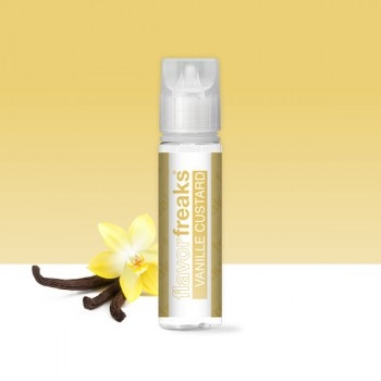 Vanille Custard 50ml 0mg ZHC