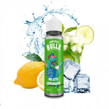 Mojito Limonade 50ml 0mg x4