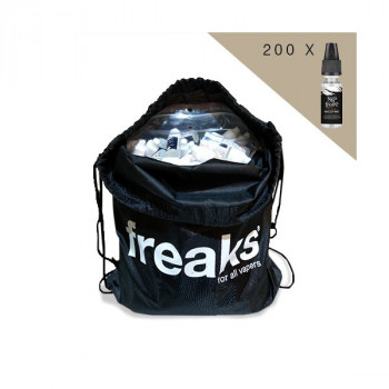 Sac de 200 Boosters NicoFreaks 19.9mg 30/70