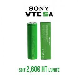 Accu VTC5A 18650 2600mAh 35A x50