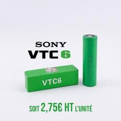 Accu VTC6 18650 3000 mAh 30A x50