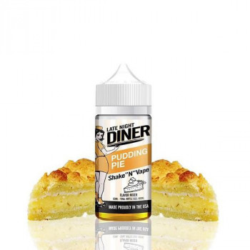 Pudding Pie 50ml 0mg