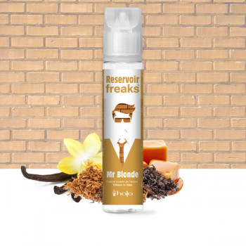 Mr Blonde 50ml 0mg ZHC