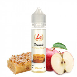 Le Crumble 50ml 0mg + 1 Booster