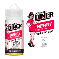 Berry Fruit Tart 50ml 0mg