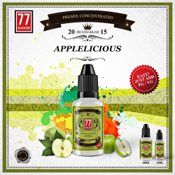 Concentré Applelicious 10mL [Premix 77 Flavor]