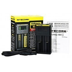 Chargeur d'accus Intellicharger New I2 [Nitecore]