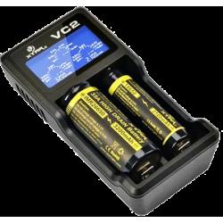 Chargeur accu VC2 [Xtar]