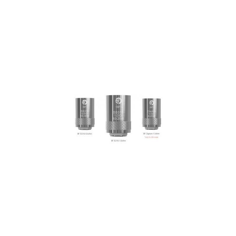 Mèches BF Series SS316 x5 [Joyetech]