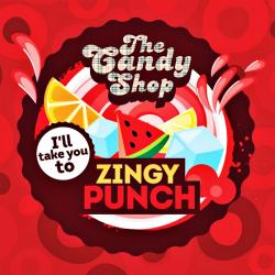 Concentré Zingy Punch 10mL [Candy Shop, Big Mouth]