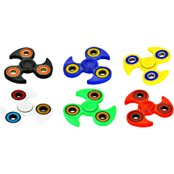 Hand spinner Bat EDC ABS (tri bar)