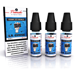 La Chose TPDR 30mL ou 50mL [Le French Liquide]