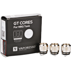 Mèches NRG GT Series Core Coil x5 [Vaporesso]