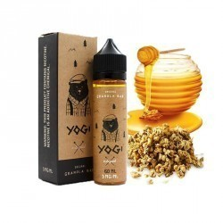 Original Granola 60 ml 00 mg (Yogi Juice)