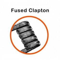 Pack 8 coils Fused  Clapton F201[Geek Vape]