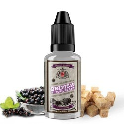 Concentré British Blackcurrant 10 et 30 ml [77 Flavor Classic]