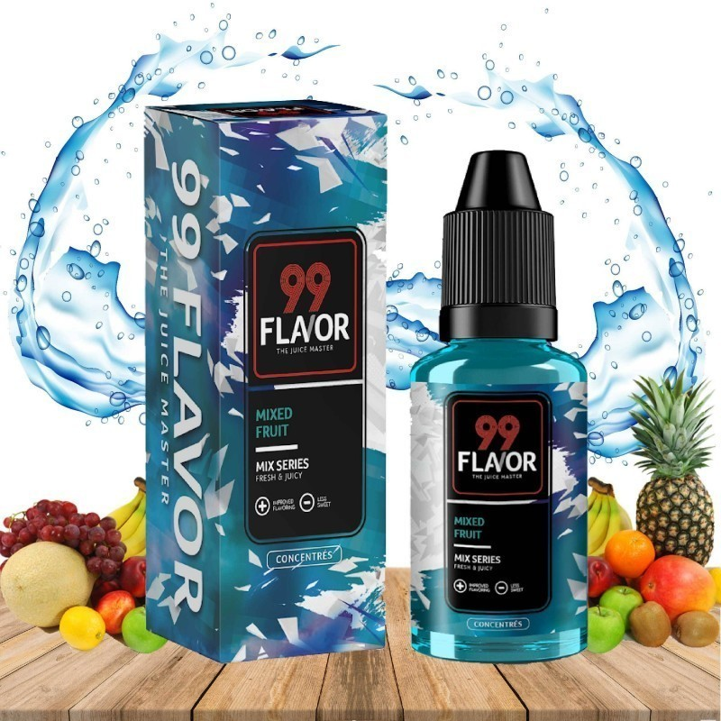 Concentré  Mixed Fruit 10 et 30 ml [99 Flavor]