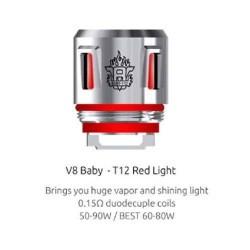 Résistance V8 Baby Light X5 [Smok]