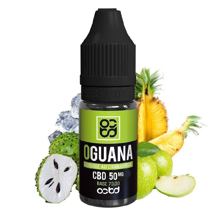 Oguana CBD 10 ml [OCBD]