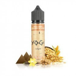 Vanilla Tobacco Granola Bar 50ml 0mg