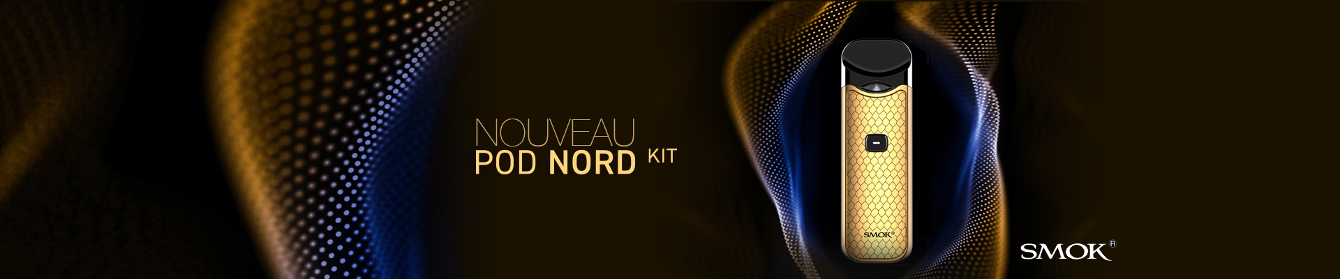 Pod Nord Kit - Smoktech®